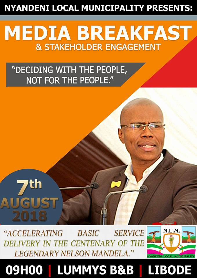 Media Breakfast & Stakeholder Engagement